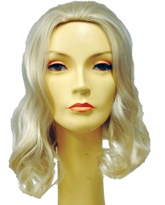 1960s Prom Pageboy Wig Costume