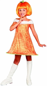 Pumpkin Spice Child Costume Md Costume