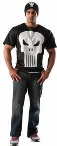 Punisher Adult Xlarge Costume
