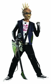 Punk Creep 7-8 Costume