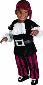 Puny Pirate 12 To 18 Months Costume