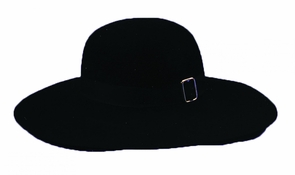 Quaker Hat Costume
