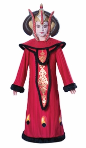 Queen Amidala Dlx Chd Med 8-10 Costume