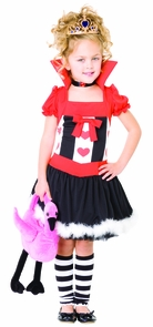 Queen Medium Child Size 7-10 Costume