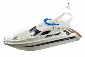 Caddyshack Style Radio Control Saint Princess Yacht Electric RC Boat Hobby