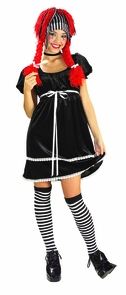 Rag Doll Teen Costume Costume