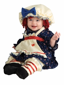 Ragamuffin Dolly Infant Costume