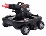 RC Amphibious Remote Control Tank W/Rockets Works On Land & Water