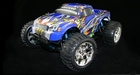 RC (Remote Control) ESC Monster Truck W/Brushless Motor Is Almost As Fast As Nitro