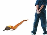 RC (Remote Control) Snake Toy W/Light Up Eyes Works Indoors/Outdoors W/Obstacle Course