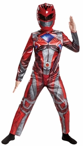 Red Ranger 2017 Classic Ch 4-6 Costume