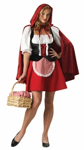 Red Riding Hood Extra Large Costume
