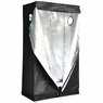 Reflective Interior 36x20x63 inch Plant Dark Room Grow Tent