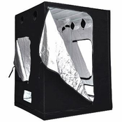 Reflective Interior 59x59x78 inch Hydroponic Grow Tent Box  sc 1 st  Trend Times & Grow Tents For Indoor Gardening