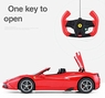 Remote Control Ferrari 458 Spider RC Car Convertible W/Motorized Opening Roof