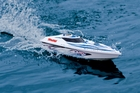 Remote Control High Performance Electric Race Boat Is A Blast