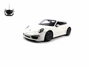 Remote Control Porsche 911 Carrera Cabriolet Convertible RC Car