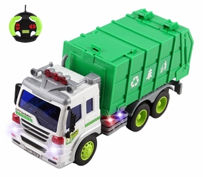 Remote Control (RC) Garbage/Sanitation Recycling Truck  - Durable