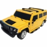 Remote Control (RC) Hummer Truck W/Cool Rims & Lights