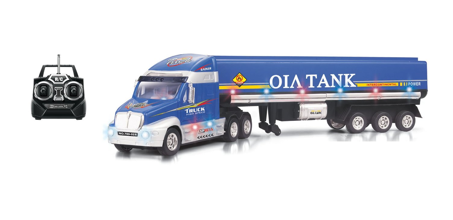 Remote Control Lorry And Trailer Cheap Online