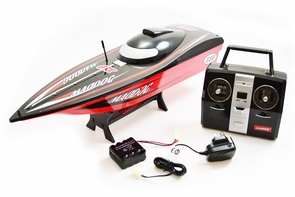 Remote Control Sea Dog Electric RC Power Boat