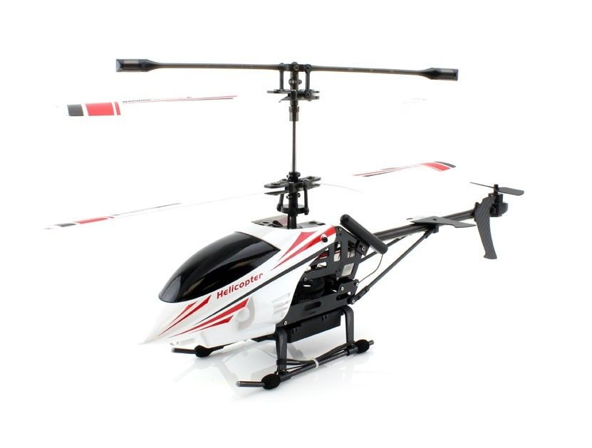 Remote Control Spy Camera 3 Channel Helicopter W/Wifi Real Time