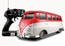 Remote Control VW Beetle Van Bus RC Car W/Battery & Charger Color May Vary