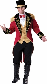 Ring Master Md Costume