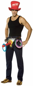 Ring Toss Adult Costume Costume