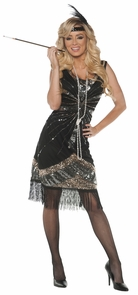 Women's Roaring 20's Costume