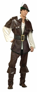 Robin Hood Adult Large 46-48 Costume