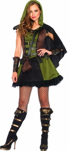 Robin Hood Darling 3 Pc Costume