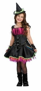 Rockin' Out Witch Child Small Costume