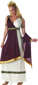 Roman Empress Women Xl 12-14 Costume