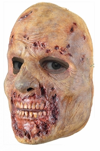 Rotted Walker Latex Face Costume