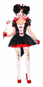 Royal Queen Small Adult 4-6 Costume
