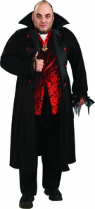 Royal Vampire Adult 44-52 Costume