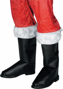 Santa Boot Top Deluxe Costume