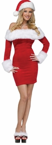 Santa Sweetie Adult Sd Costume