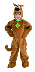 Scooby Doo Deluxe Child Small Costume