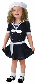 Sea Sweetie Toddler 24mo-2t Costume