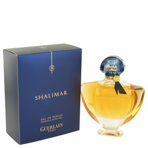 SHALIMAR by Guerlain Eau De Parfum Spray 3 oz