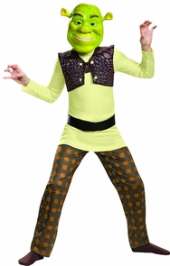 Shrek Classic Child 4-6 Costume