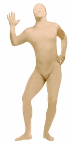 Skin Suit Nude Adult Std Costume