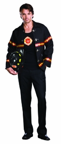 Men's Smokin' Hot Fire Dept Costume