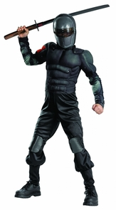 Snake Eyes Class Muscle Ch 7-8 Costume