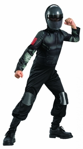 Snake Eyes Classic 4-6 Child Costume