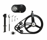 Snow Scooter Conversion Kit Bicycle Snowboard