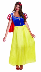 Snow White Deluxe 22-24 Plus Costume