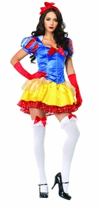 Snow White Med-large Adult Costume
